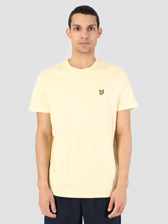 Lyle and Scott T-Shirt Z458 Vanilla Cream TS400V