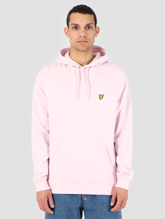 Lyle and Scott Pullover Hoodie Z460 Dusky Lilac ML416VTR