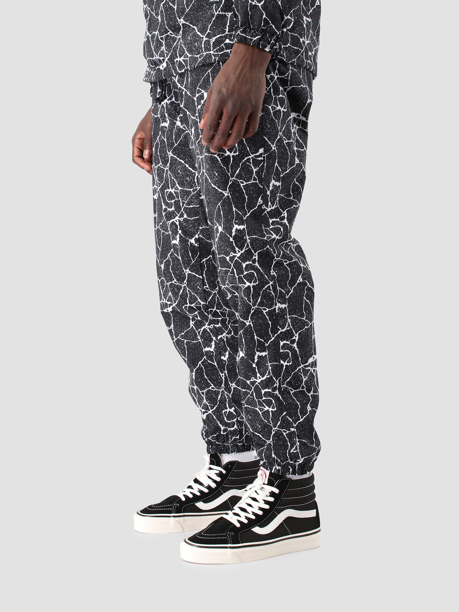 Obey Obey Concrete Easy Pant BLK 142020135