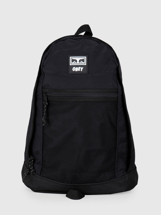 Obey Conditions Day Pack BLK 100010107