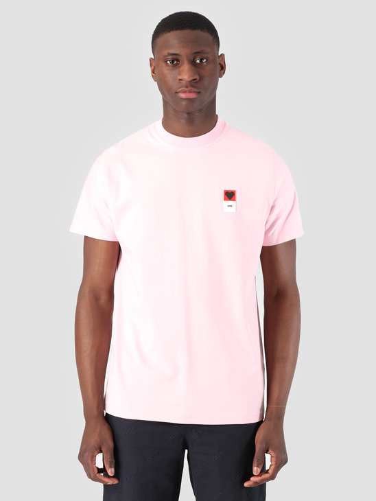 Arte Antwerp Troy Pink Patch T-Shirt 3757100