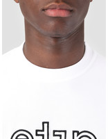 Arte Antwerp Arte Antwerp Troy Contrast White T-Shirt 3757083