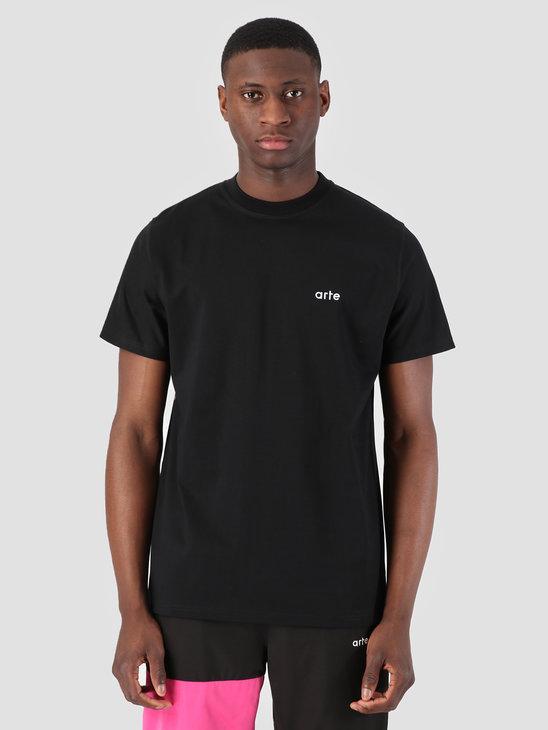 Arte Antwerp Troy Black T-Shirt 3759927