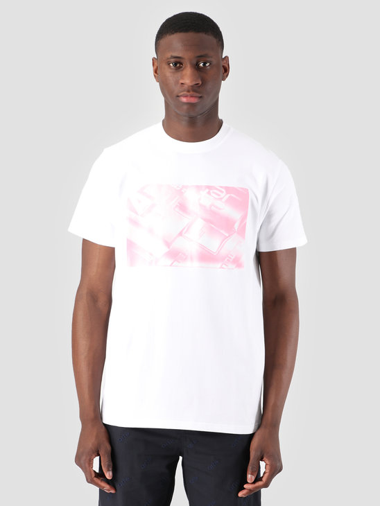 Arte Antwerp Trey Photo White Pink T-Shirt 3757995