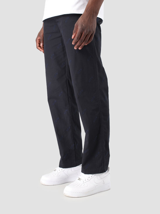 Arte Antwerp Philip Logo Pants Navy 3759915
