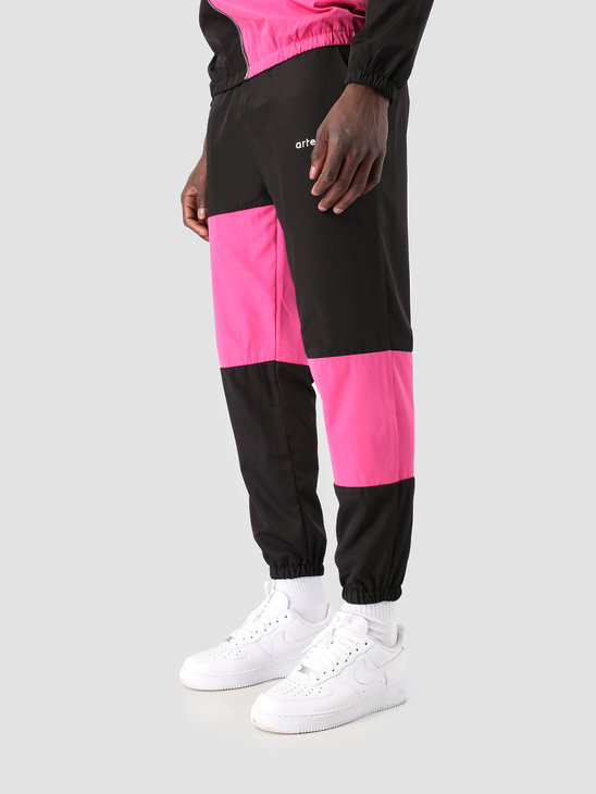 Arte Antwerp James Pants Pink Black 3757037