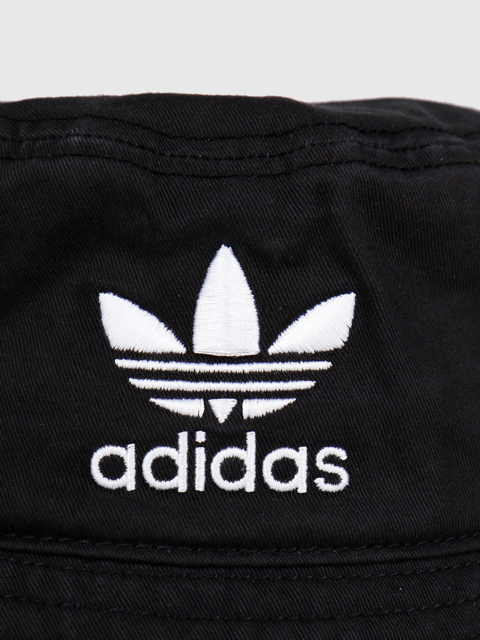 adidas adidas Bucket Hat Ac Black White DV0863