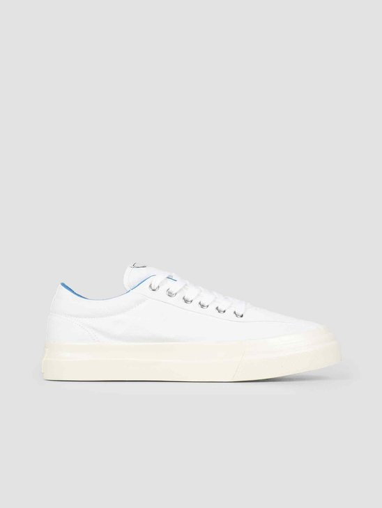 Stepney Workers Club Dellow M Canvas White Blue YA01502