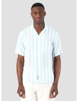 Carhartt WIP Carhartt WIP Short Sleeve Esper Shirt Esper Stripe Capri Wax I026296