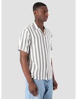 Carhartt WIP Carhartt WIP Short Sleeve Esper Shirt Esper Stripe Black Wax I026296