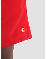 Carhartt WIP Carhartt WIP Chase Swim Trunk Cardinal Gold I026235