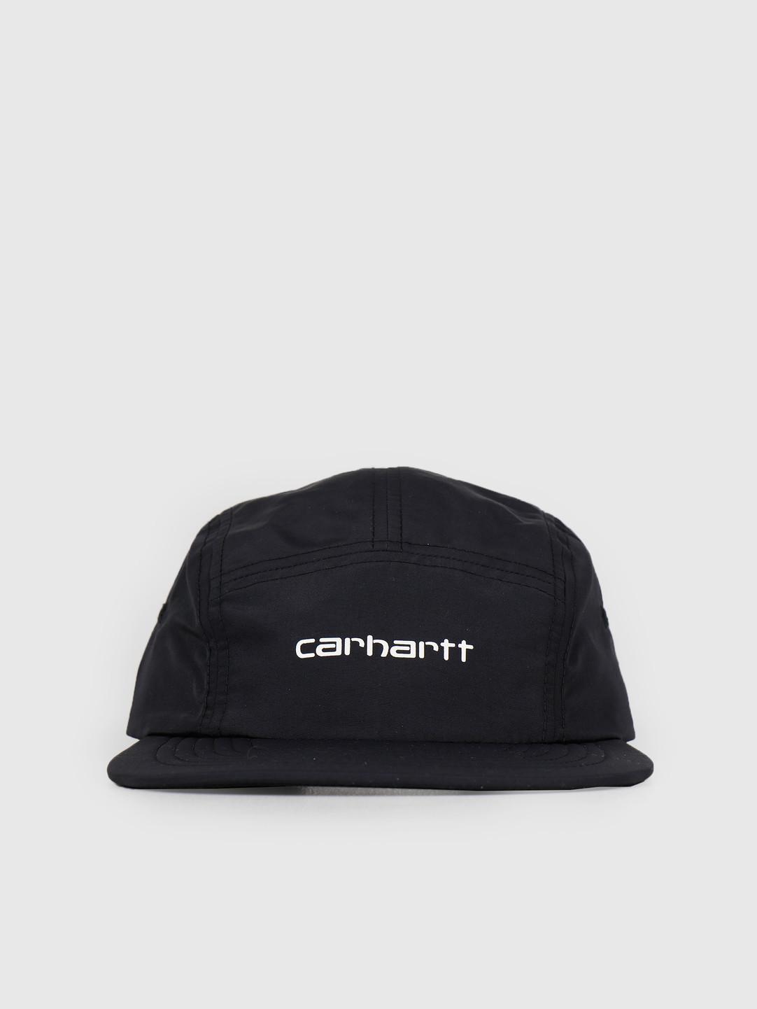Carhartt WIP Carhartt WIP Coach Script Cap Black 65050030