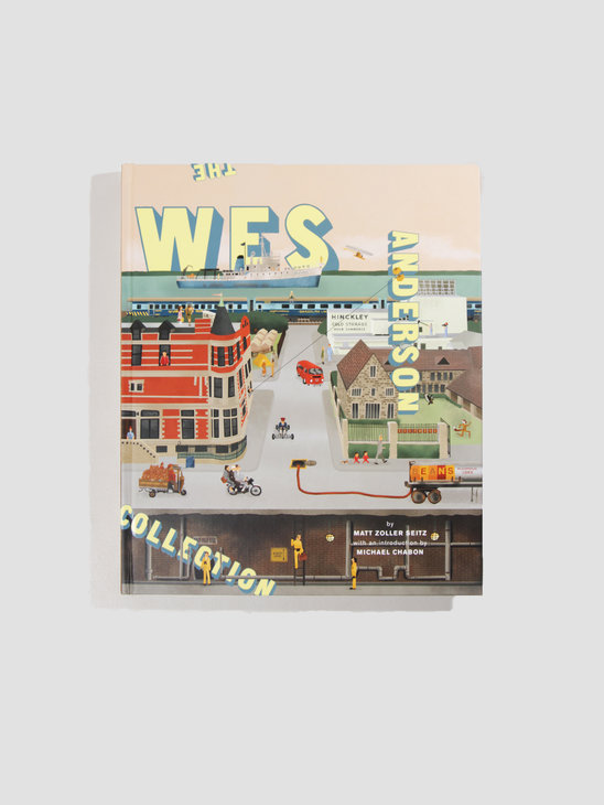 Books The Wes Anderson Collection Book