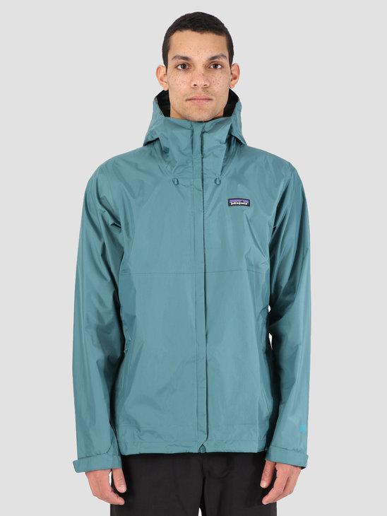 Patagonia Torrentshell Jacket Tasmanian Teal 83802