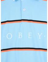 Obey Obey Washer Claic Polo Longsleeve LBL 131040017