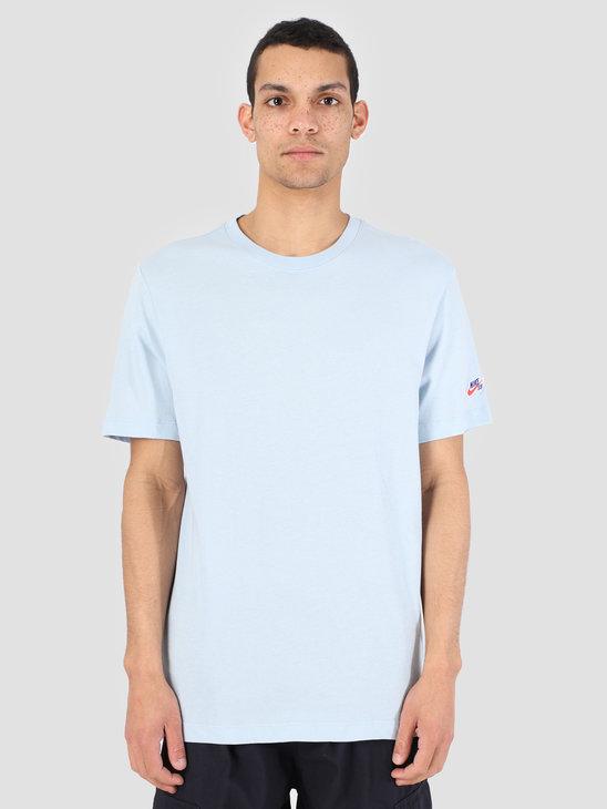 Nike SB T-Shirt Armory Blue Apparel AR4023-430