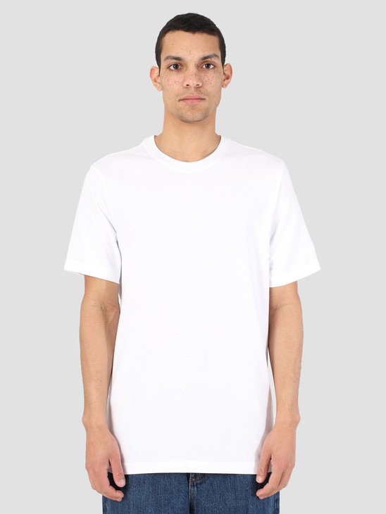 Nike SB T-Shirt White Apparel AR4023-100