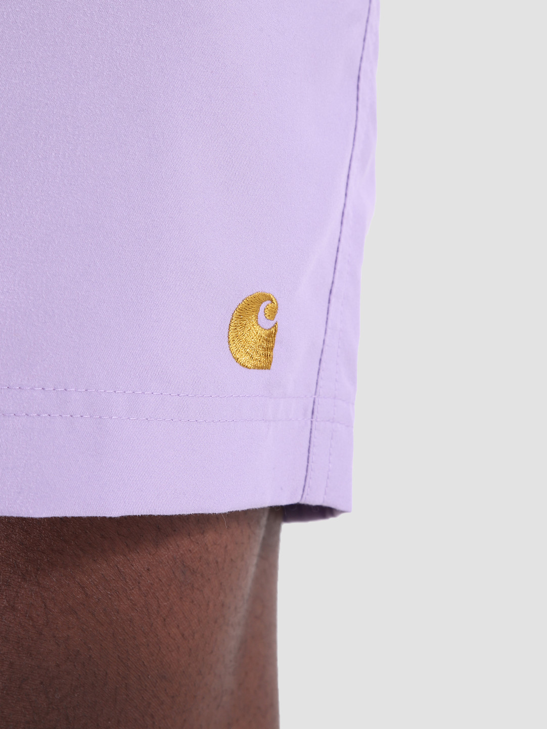 Carhartt WIP Carhartt WIP Chase Swim Trunk Soft Lavender Gold 62046390