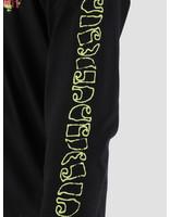 Carhartt WIP Carhartt WIP Long Sleeve Burning Palm Beach Shirt Black 61091000