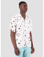 Carhartt WIP Carhartt WIP Short Sleeve Club Pacific Shirt Club Pacific Print Wax 62053000