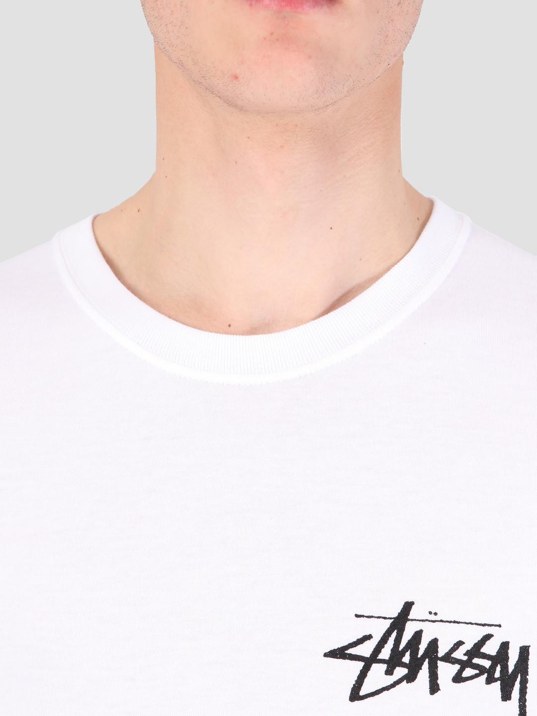 Stussy Stussy Gallery T-Shirt White 1201