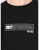 Obey Obey Obey Intl. Cities Longsleeve BLK 164901893