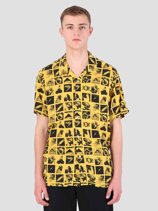Obey Zine Woven T-Shirt YWM 181210239