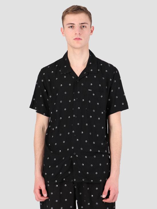 Obey Symbolism Woven T-Shirt BKM 181210237