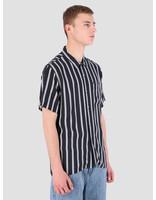 Obey Obey Market Stripe Woven T-Shirt BKM 181210236
