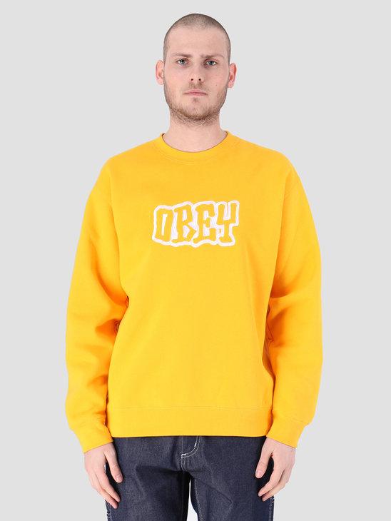 Obey Daze Crew 112480045S-GLD