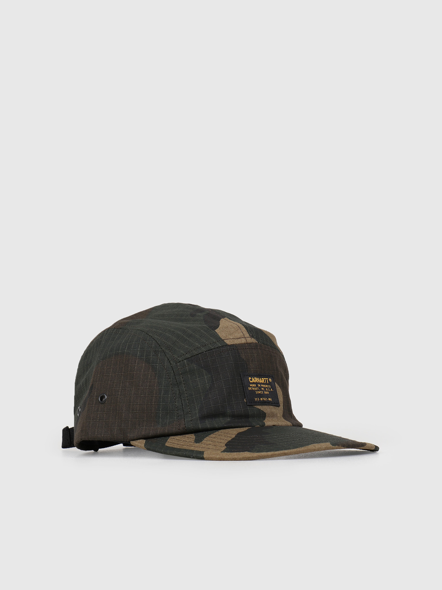 Carhartt WIP Carhartt WIP Military Cap Camo Laurel I024308