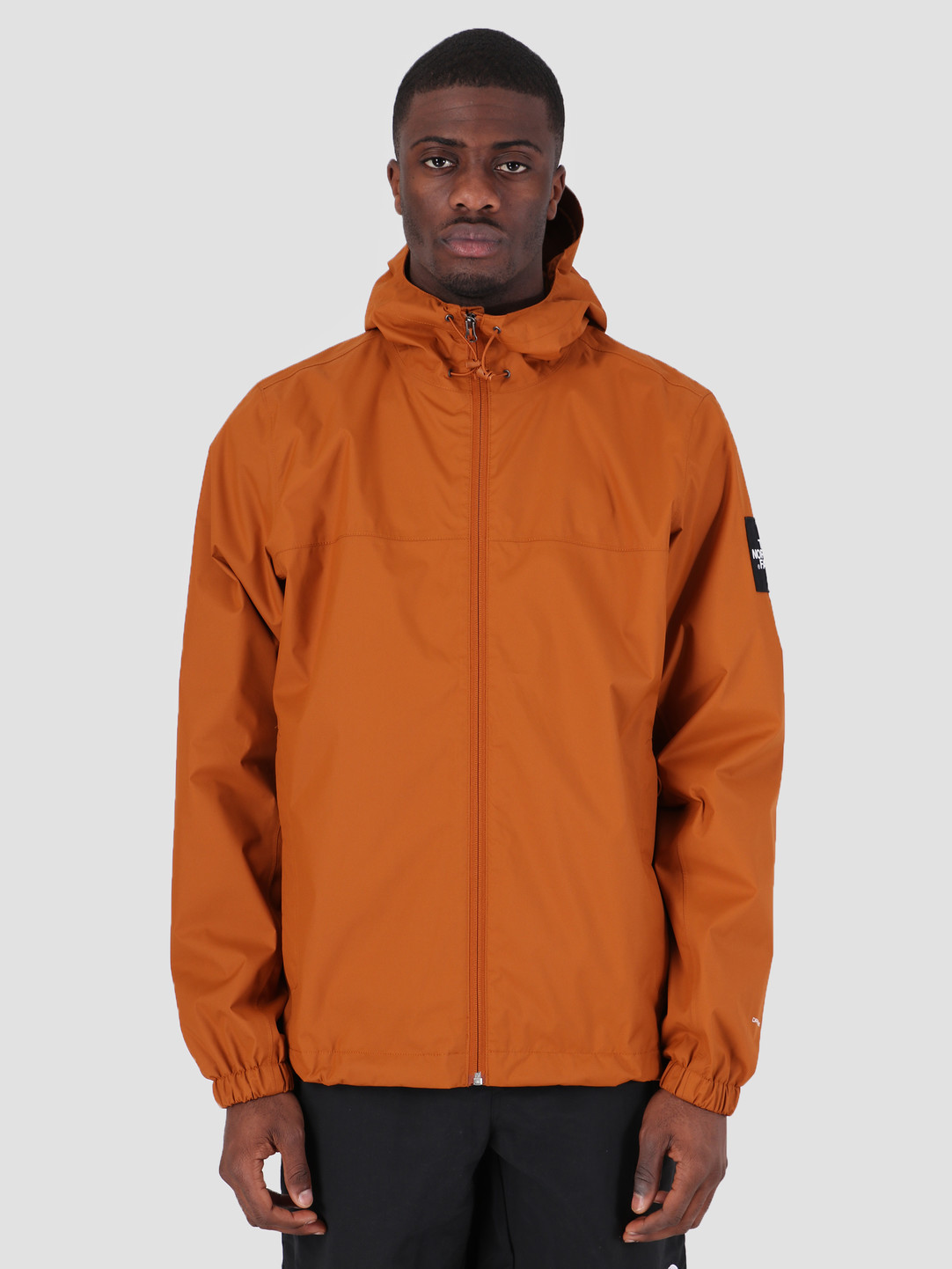 The North Face The North Face Mountain Q Jacket Caramel Cafe T0CR3QUBT