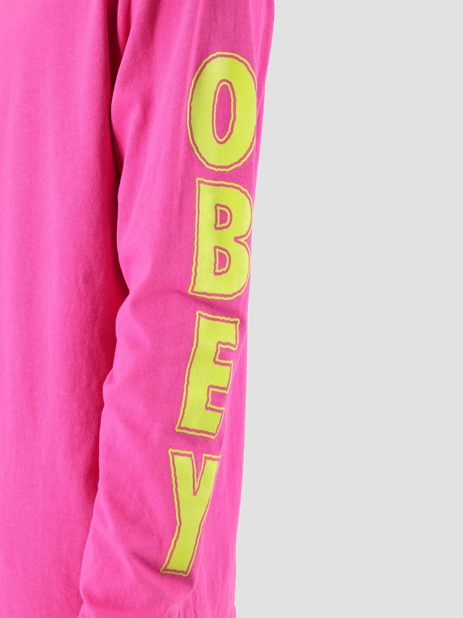 Obey Obey Obey Updown Longsleeve PIN 166731915