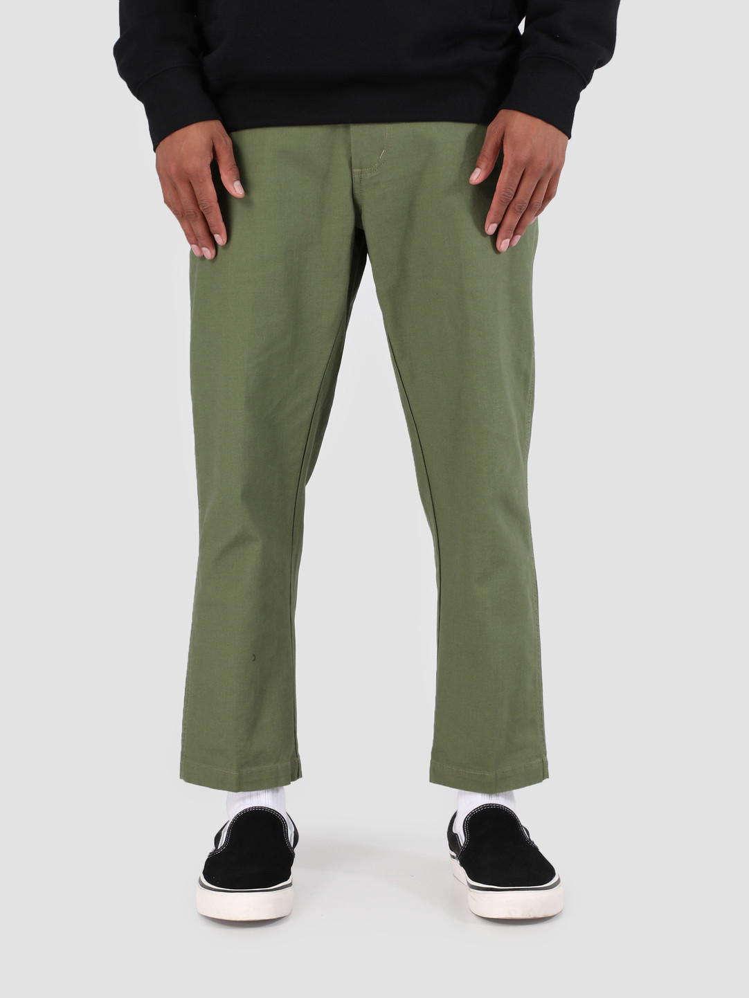 Obey Obey Straggler Carpenter Pant III Army 142020116-ARM