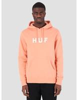 HUF HUF Essentials OG Logo Hoodie Canyon Sunset PF00099