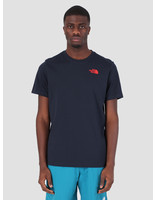 The North Face The North Face Red Box T-Shirt Urbnavy Fieryrd T92TX2BER
