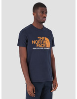 The North Face The North Face Fine T-Shirt Alp Equ Urban Navy T93RXKH2G