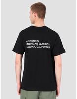 Stussy Stussy American Classics T-Shirt Black 0001