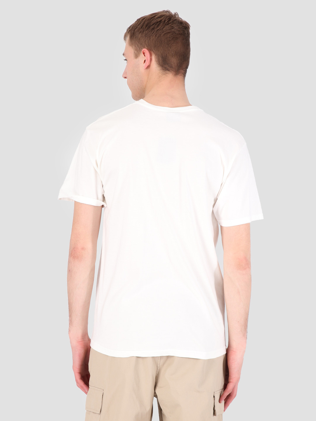 Stussy Stussy Stock Pig. Dyed T-Shirt Natural 1002