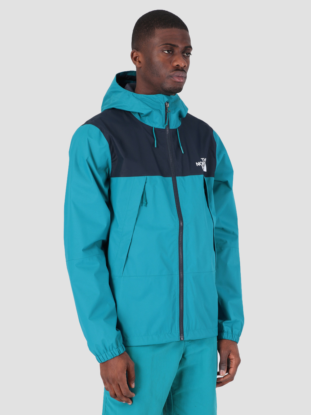 The North Face The North Face 1990 Mnt Q Jacket Crystal Teal T92S518EE