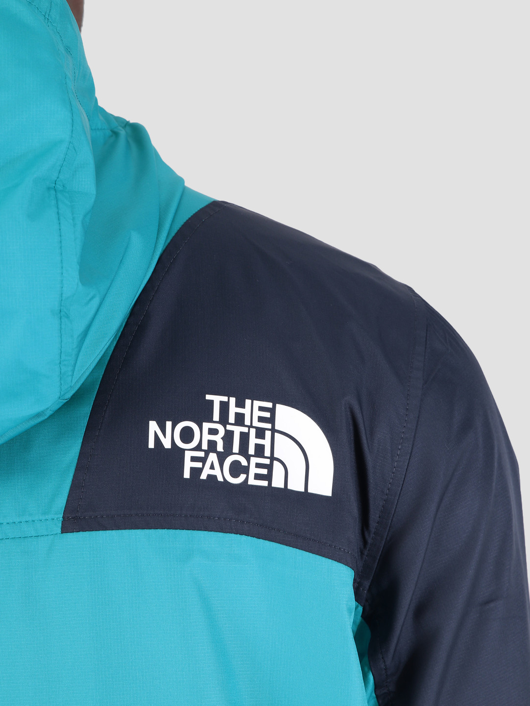 The North Face The North Face Mnt Lht Windsh Jacket Crystal Teal T93RYS8EE