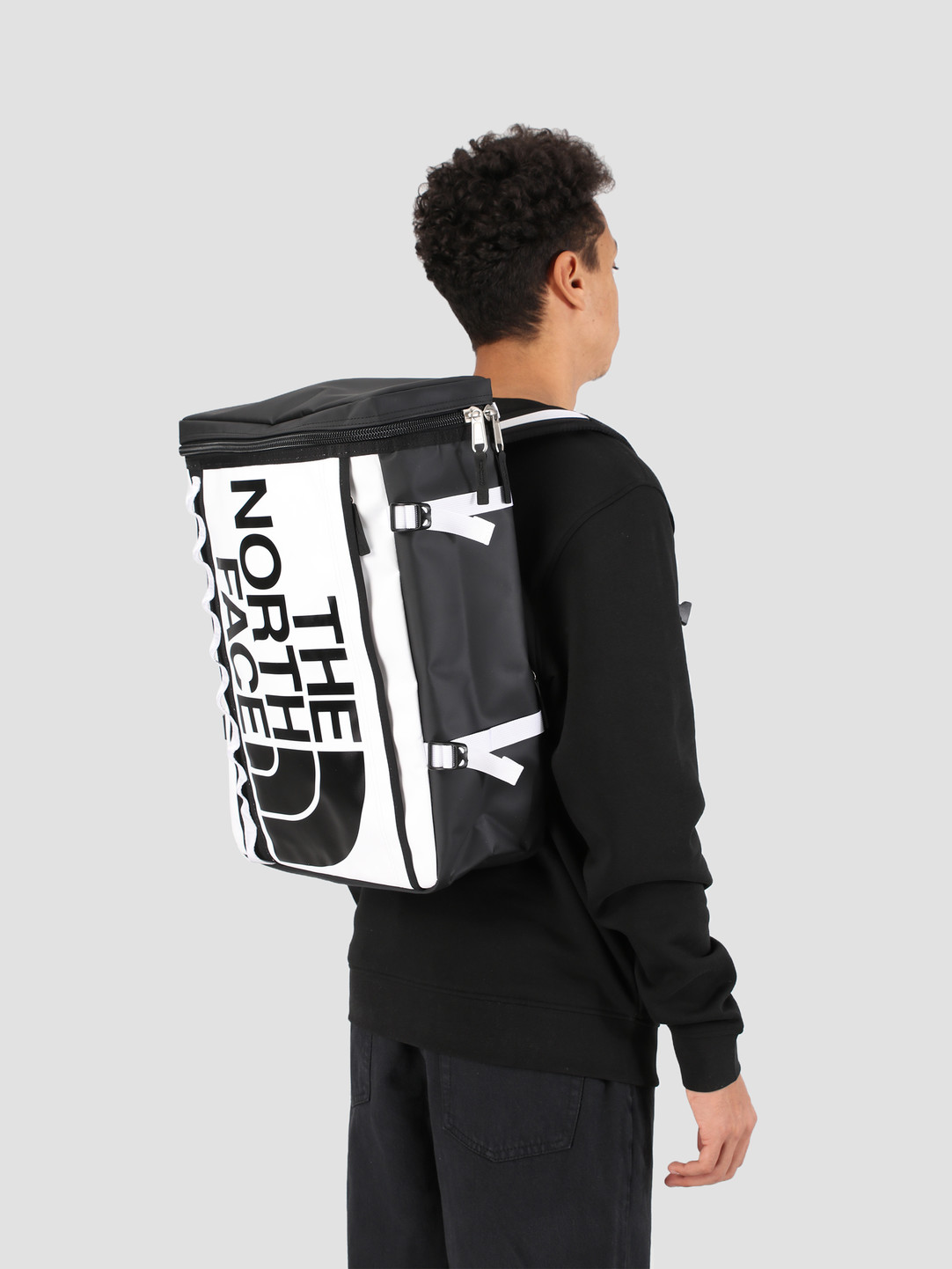 The North Face The North Face Base Camp Fuse Box TNF White TNF B T93KVRLA9
