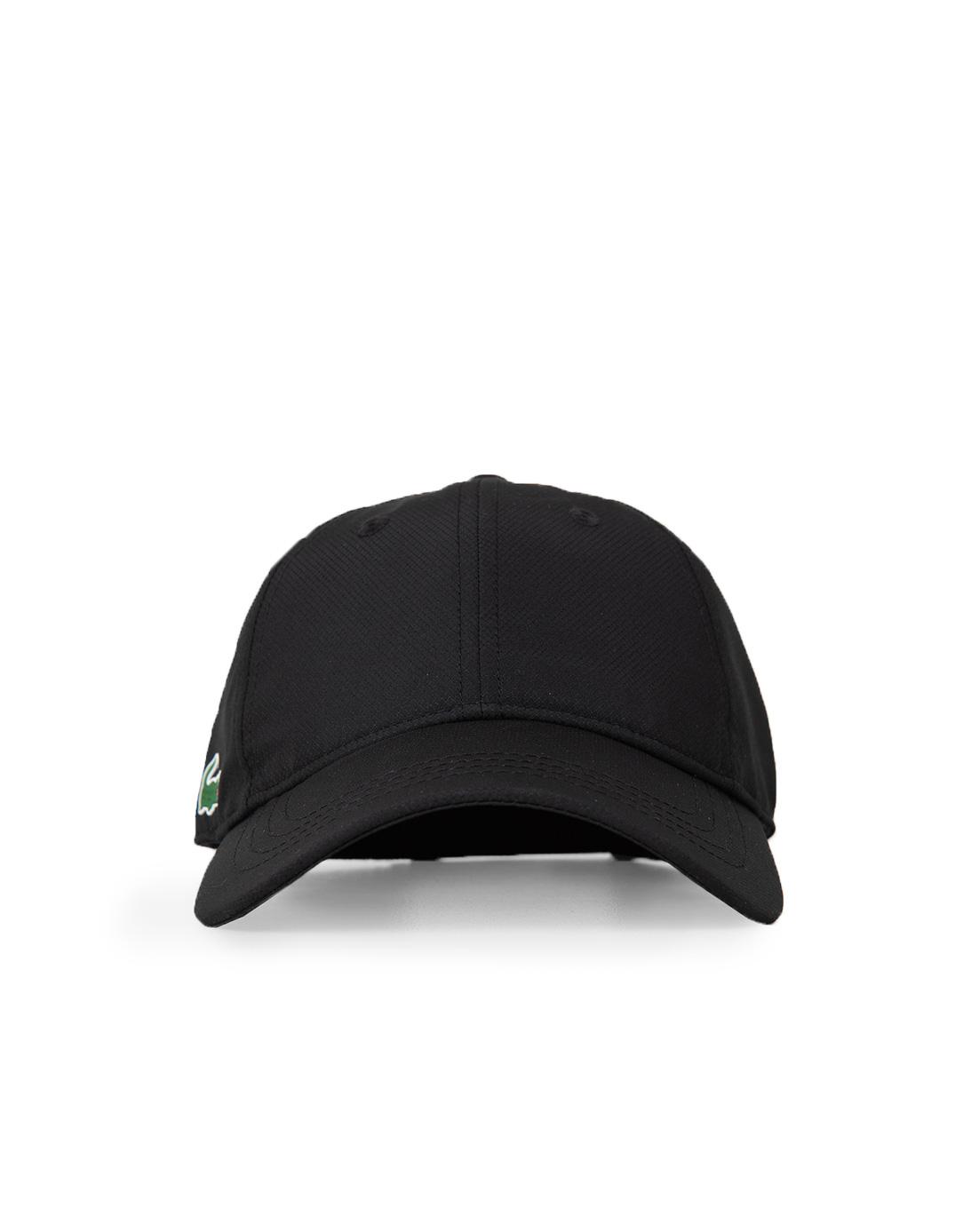 Lacoste Casquette Hat Black RK2447