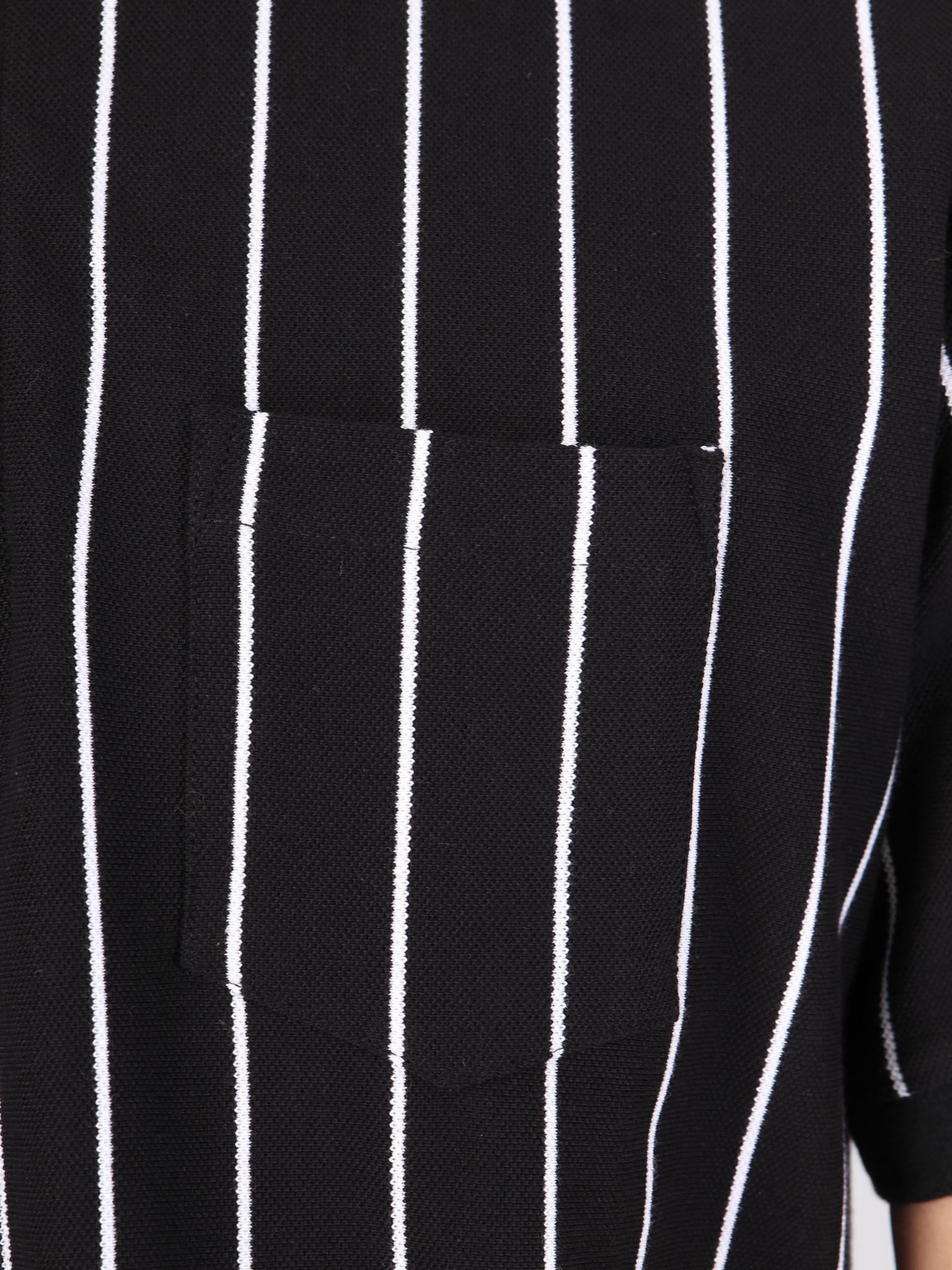 Wemoto Wemoto Ace T-Shirt Black White-Eggplant 131.201-117