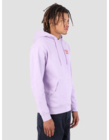 The Quiet Life The Quiet Life Grid Pullover Hoodie Lilac 19SPD1-1134-LIL