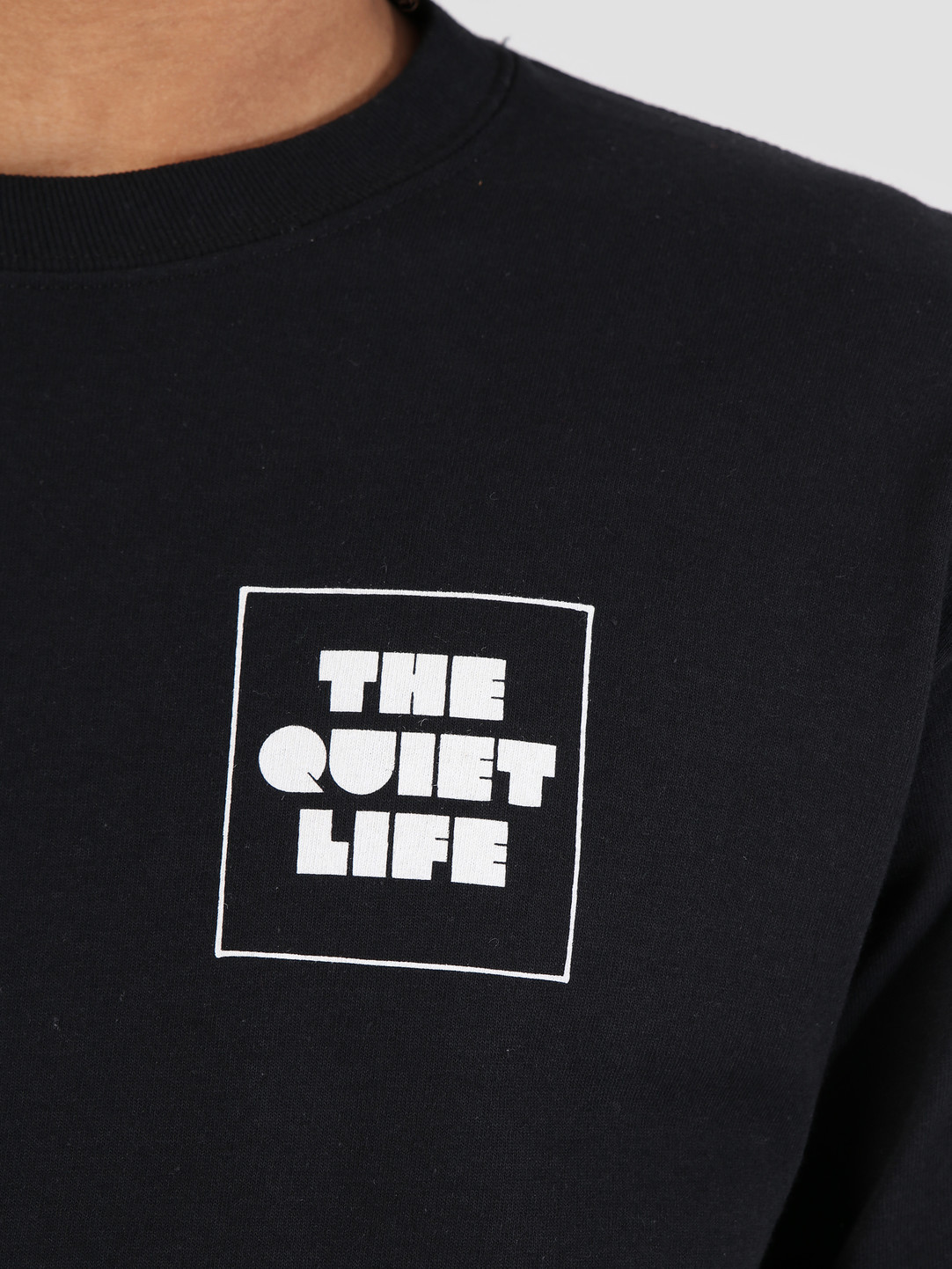 The Quiet Life The Quiet Life Blink Long Sleeve Black 19SPD1-1150-BLK