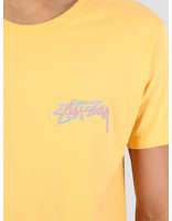 Stussy Stussy Oasis T-Shirt Orange 0602