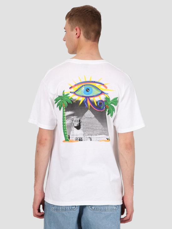 Stussy Oasis T-Shirt White 1201