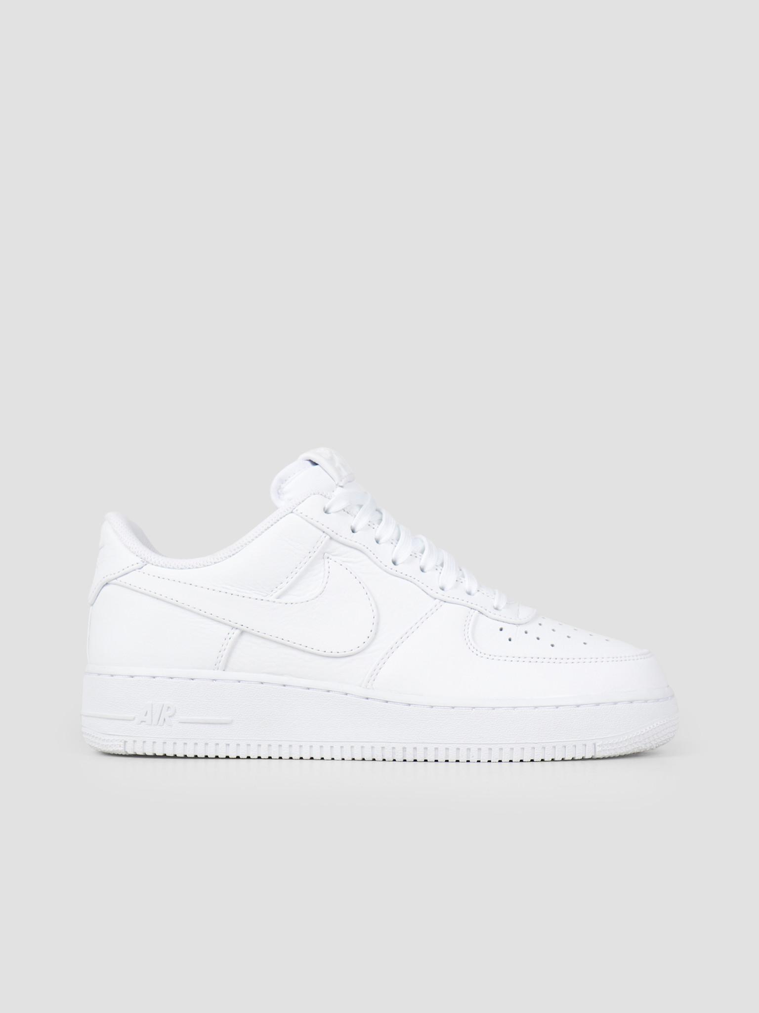 on sale d6a1f 86b09 Nike Nike Air Force 1 07 Premium 2 White AT4143-103