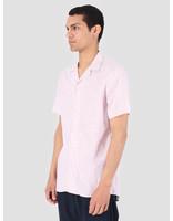 Les Deux Les Deux Simon Shirt Red White LDM401006